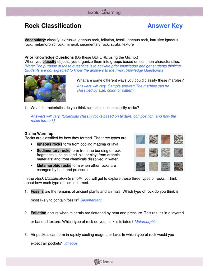 3 Types Of Rocks Worksheet Worksheet Pages – Sedimentary Rocks Worksheet